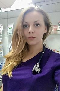 Бахтина Кристина Олеговна